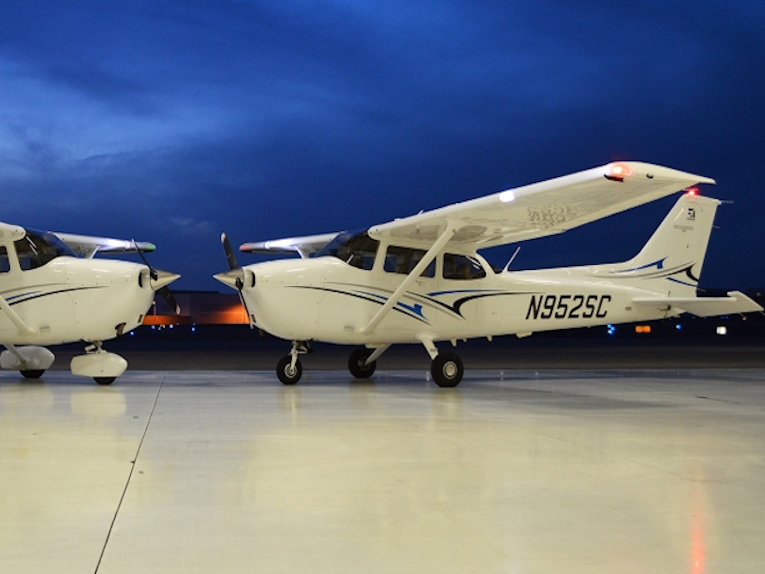 Just Landed - Two Brand New 2019 Cessna 172s