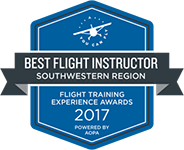 Best Flight Instructor 2017