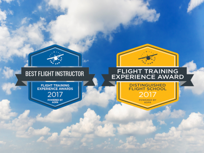 Two Years in a Row Sierra Charlie Aviation is Recognized by AOPA